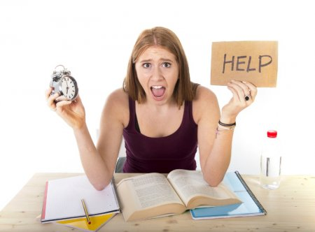 Help study